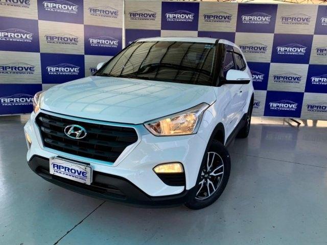 Hyundai creta 2019 1.6 16v flex attitude automÁtico