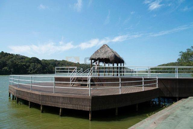 T.A. Casa Duplex Alto Padrão 4 Quartos- Suíte com Closet no Resort Boulevard Lagoa - Foto 6