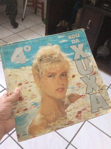 Disco LP Vinil 4º Xou da Xuxa. Aceito cartões de crédito e débito