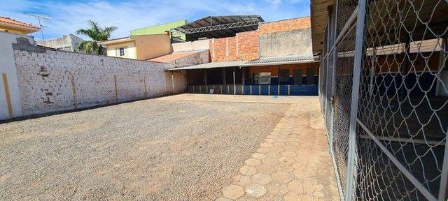 Alugo ou vendo- Barracão com pátio grande, no Jd. Novo Bongiovani em P. Prudente- SP - Foto 4