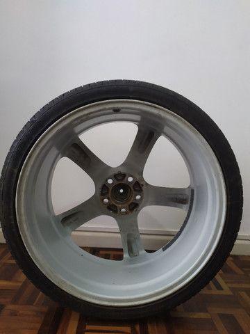 Rodas aro 20 com pneus novos!!! - Foto 5
