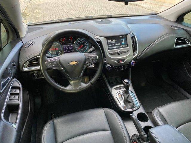 CRUZE 2019/2019 1.4 TURBO LT 16V FLEX 4P AUTOMÁTICO - Foto 8