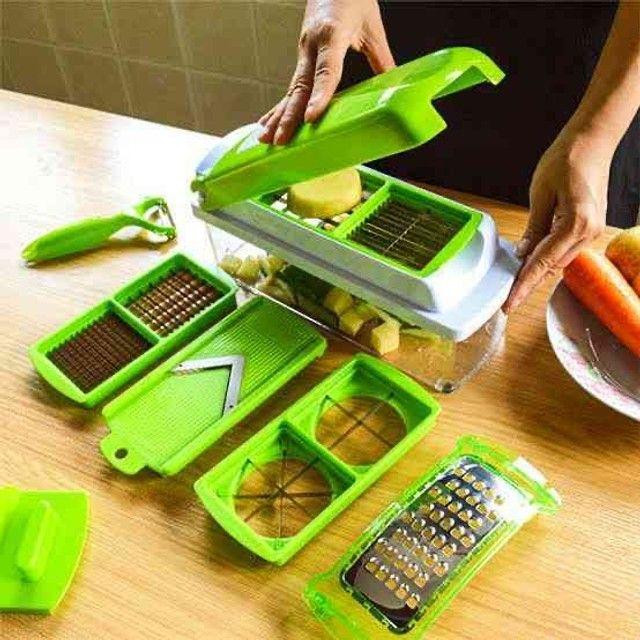 Fatiador de legumes, verduras e frutas  - Foto 3
