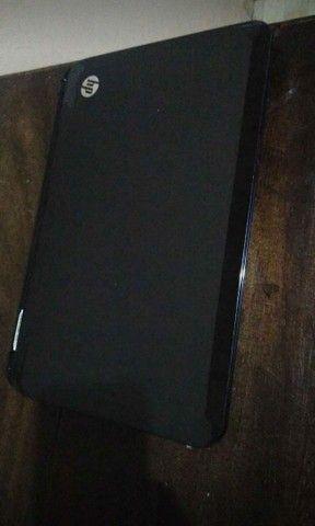 Notebook HP touchscreen