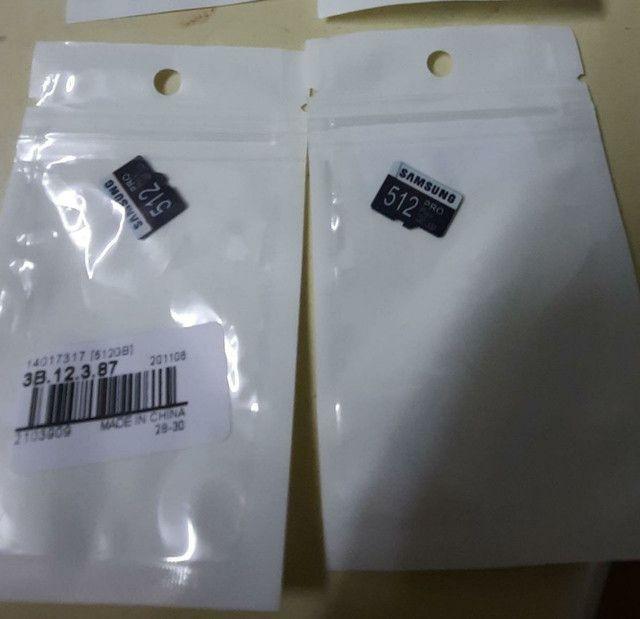 Cartão SD 512gb - Foto 2