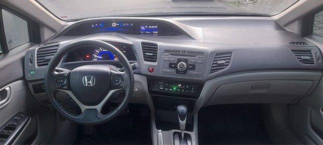 Honda Civic Sedan LXS 1.8 - Foto 10
