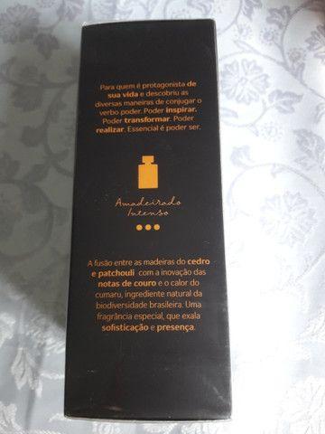 Perfume essencial elixir masculino natura,campo comprido - Foto 3
