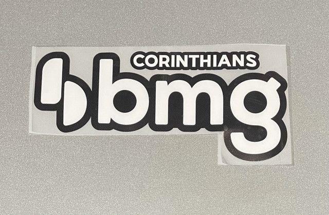 Patrocínio camisa Corinthians