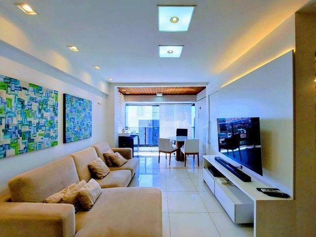 Apartamento para venda tem 120 metros quadrados com 3 quartos em Petrópolis - Natal - RN