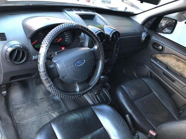 Ecosport XLS 2.0 Automática (2012) Completa. Flex c/ GNV. Entrada: 5mil + 48x 780,00 - Foto 3
