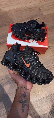 Tênis Nike shox 12 molas - $280,00