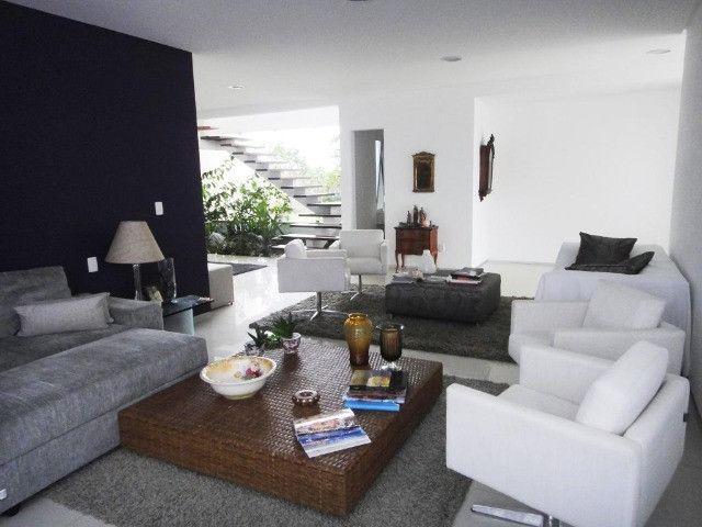 Casa Plana no Alphaville fortaleza,3 suites + Gabinete - Foto 4