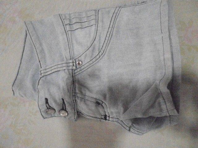 Short Jeans - Tamanho 34 - Foto 3