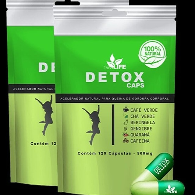 Detox caps 100 % natural - Foto 2