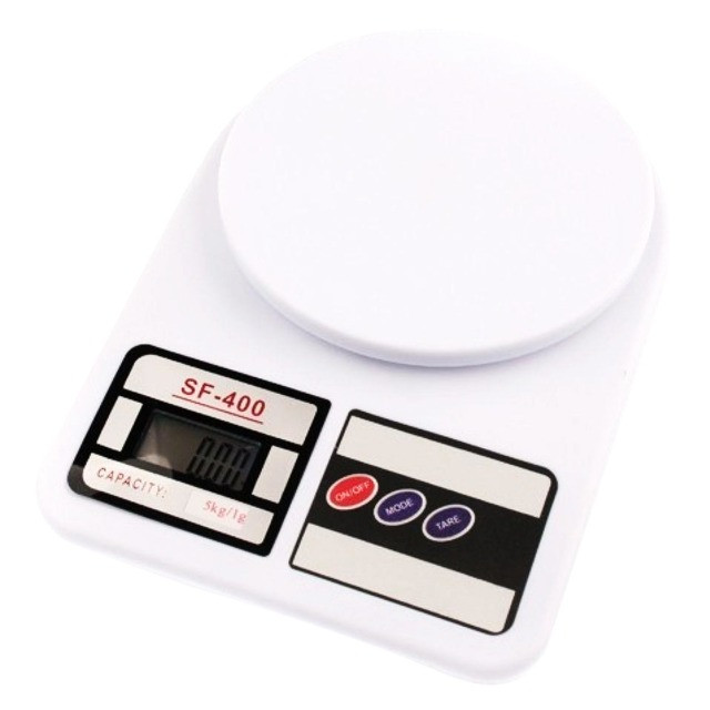 Balança Digital Cozinha 10kg Alta Precisão Alimento Dieta - Foto 6