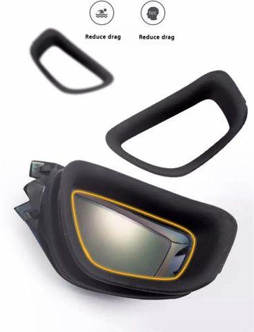 Óculos De natação Profissional com tampões de ouvido e Nariz - Foto 3