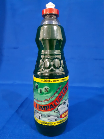 Limpa Alumínio 500ml