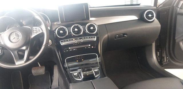 Mercedes-Benz C 180 Avantgarde FlexFuel 2018 - Foto 11