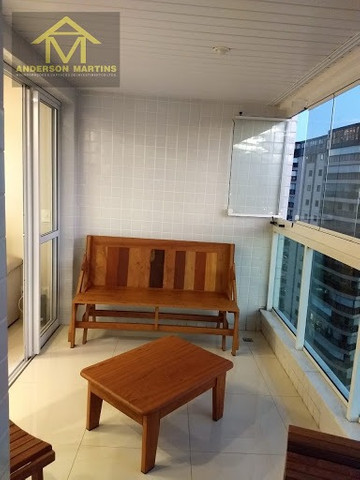 Cód.: 16383D Apartamento 3 quartos na Praia de Itaparica Ed. Sun Beach - Foto 5