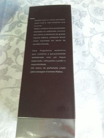 Perfume malbec tradicional, o boticário.campo comprido Curitiba. Campo comprido. - Foto 4