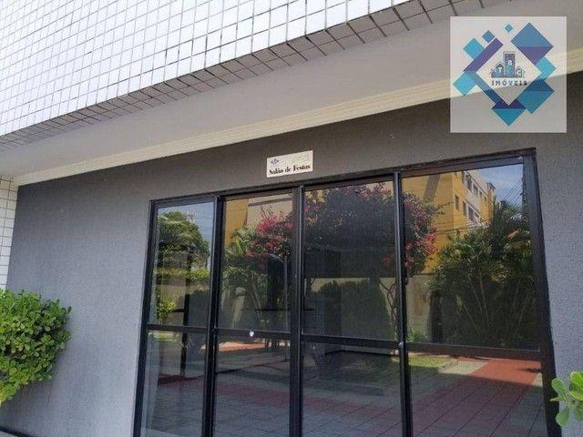 Apartamento com 3 dormitórios à venda, 90 m² por R$ 490.000 - Vila União - Fortaleza/CE - Foto 2