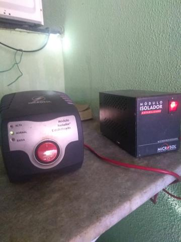 2 Estabilizadores R$140