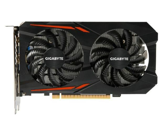 Gforce GTX 1050ti OC 4g Gigabyte