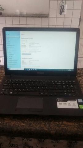 Notebook Samsung X41 semi-novo