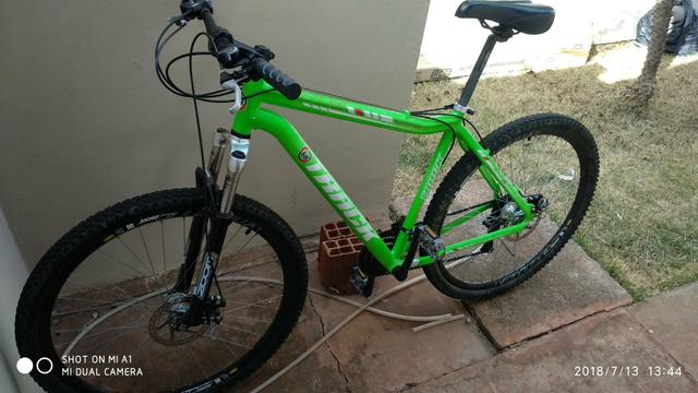 Vendo Bike traker Aro 29