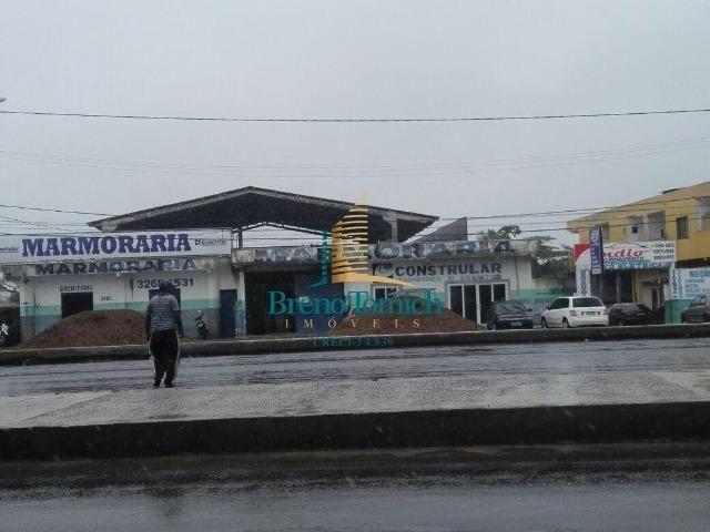 Galpão na entrada de Porto Seguro-BA
