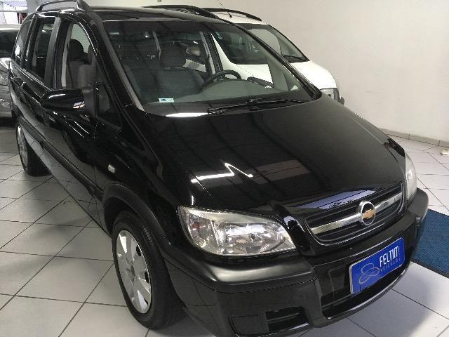 Gm - Chevrolet Zafira com kit gás!