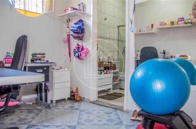 Casa de condomínio à venda com 5 dormitórios em Meier, Rio de janeiro cod:811279 - Foto 16