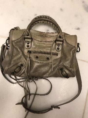 Balanciaga linda e original bolsa