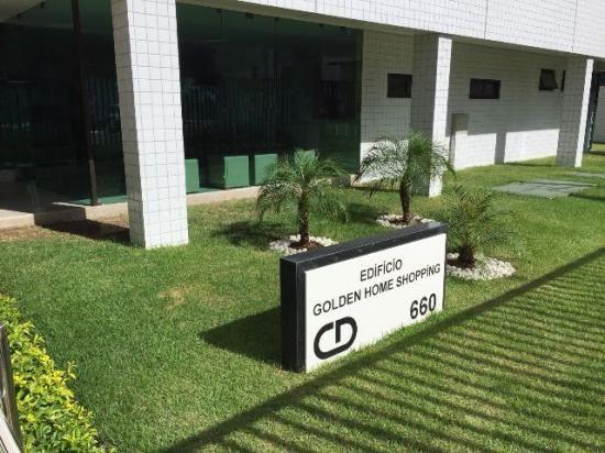 Flat em Boa Viagem, no Golden Home, mobiliado, prox. ao Shopping Recife