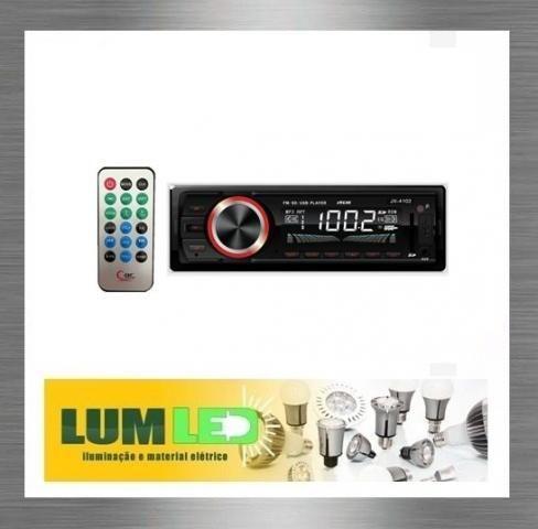 Auto Radio Mp3/sdcard/usb C/ Controle