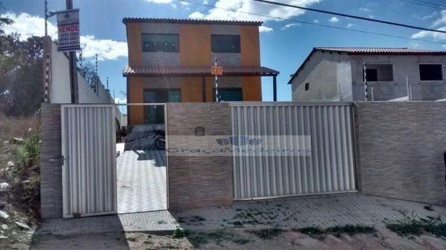 Casa fora de condomínio em Gravatá Ref.W38