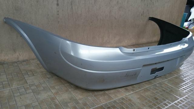 Parachoque traseiro Corsa/ Corsao 2003 em diante usado