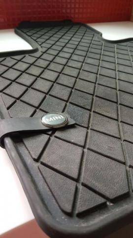 Tapetes de Borracha Mini Cooper S