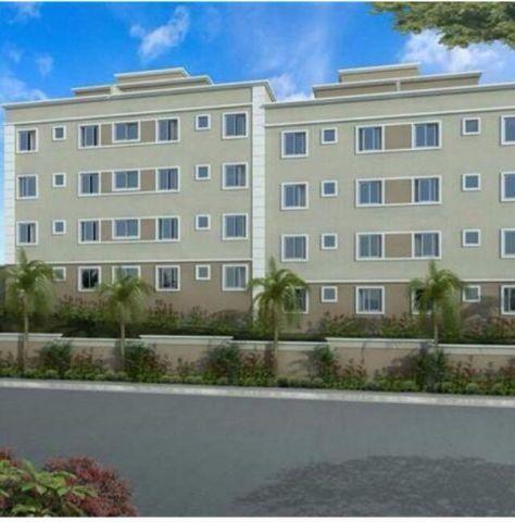 Apartamento no Antares por trás do hiperBompreço