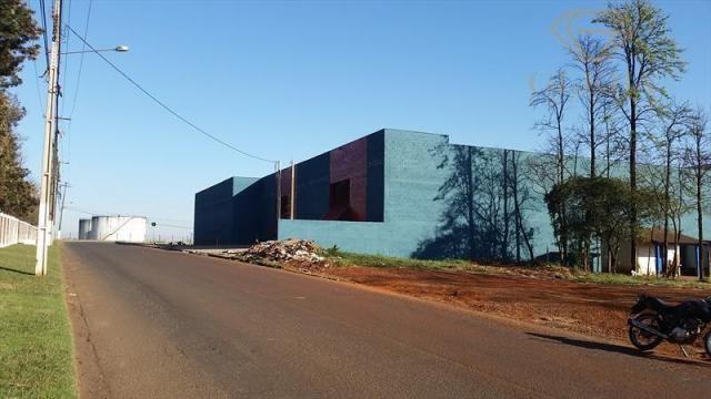 Barracão comercial, Cilo 3, Londrina, 508,82m² BA0008