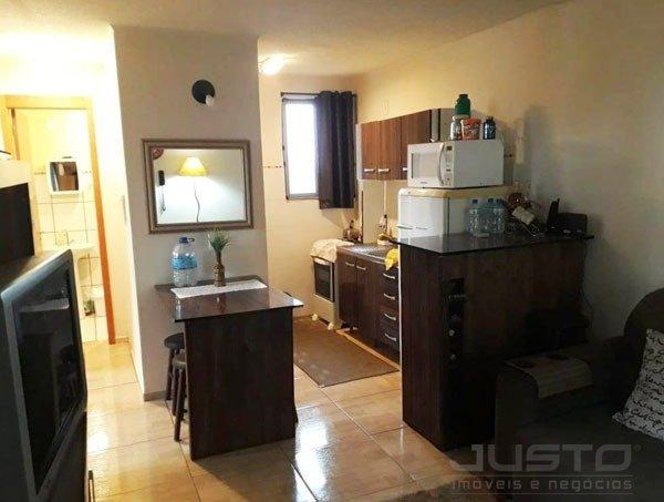 Apartamento à venda com 2 dormitórios em Pinheiro, São leopoldo cod:10215 - Foto 3