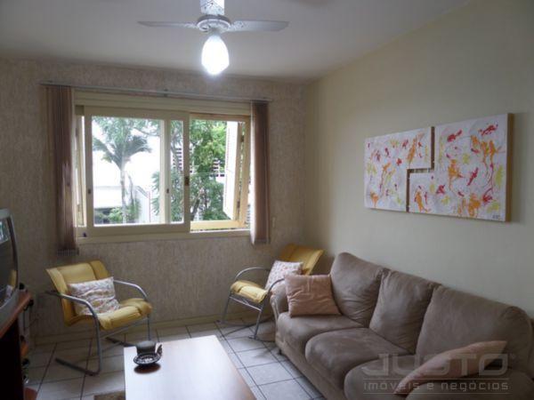 Apartamento à venda com 2 dormitórios em Padre reus, São leopoldo cod:3443 - Foto 3