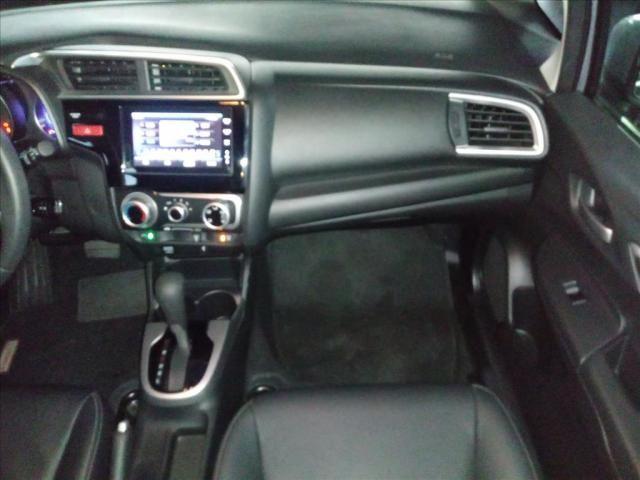 HONDA FIT 1.5 EXL 16V FLEX 4P AUTOMÁTICO - Foto 9
