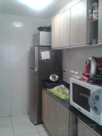 Apartamento à venda com 2 dormitórios em Santos dumont, São leopoldo cod:7426 - Foto 4