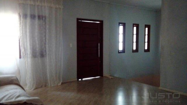 Casa à venda com 3 dormitórios em Campestre, São leopoldo cod:10341 - Foto 3