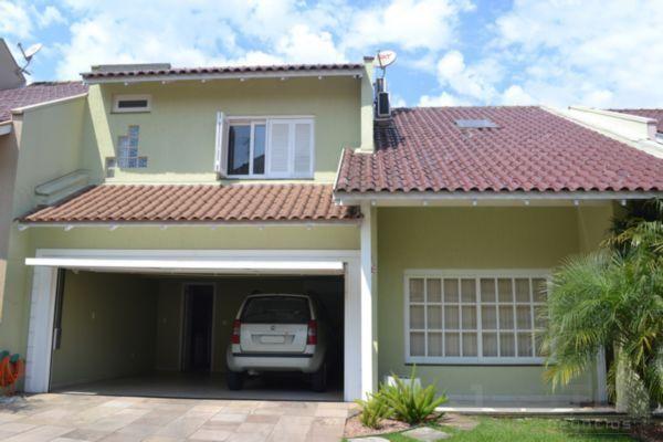 Casa de condomínio à venda com 3 dormitórios em Santo andre, São leopoldo cod:7522 - Foto 2