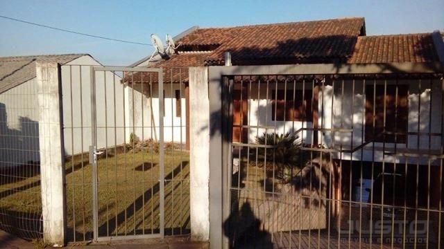 Casa à venda com 3 dormitórios em Campestre, São leopoldo cod:10341