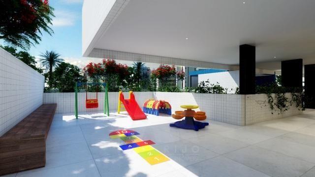Apartamento à venda com 2 dormitórios em Jatiúca, Maceió cod:377 - Foto 2