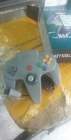 Controle n64 Nintendo 64 novo - Videogames - Crespo, Manaus