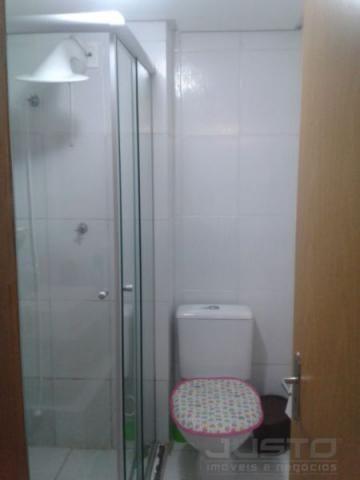 Apartamento à venda com 2 dormitórios em Santos dumont, São leopoldo cod:7426 - Foto 10
